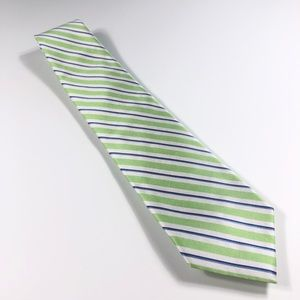 "Brooks Brothers ""346"" Men's Pure Silk Tie Striped"